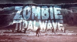 فيلم الاكشن الكوميدي Zombie Tidal Wave (2019) مترجم