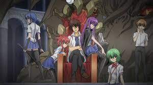هنتاي جديد ملك الشياطين المنحرف وزوجته المثيرة Ichiban Ushiro no Daimaou للكبار