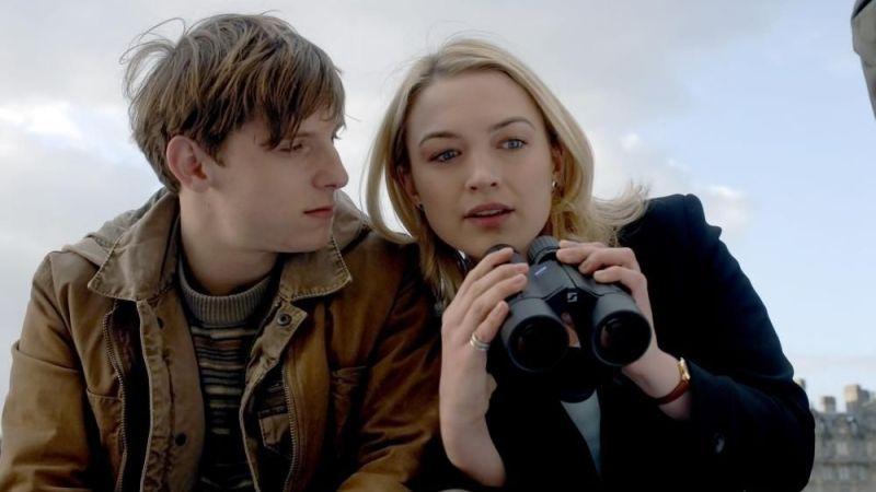 فيلم الرومانسية والدراما Hallam Foe (2007) مترجم