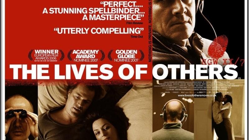فيلم التشويق والدراما الألماني The Lives of Others (2006) مترجم للكبار فقط