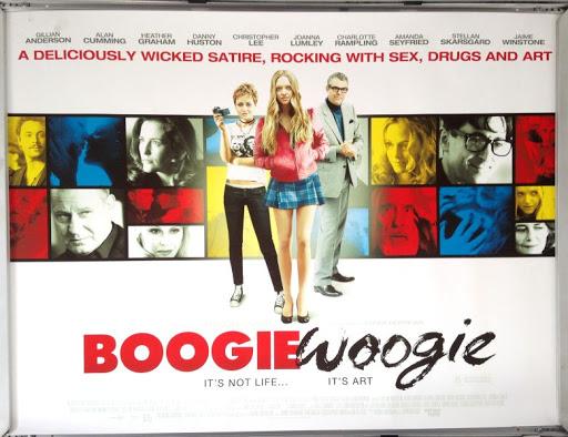 فيلم الدراما الكوميدي Boogie Woogie (2009)  مترجم للكبار