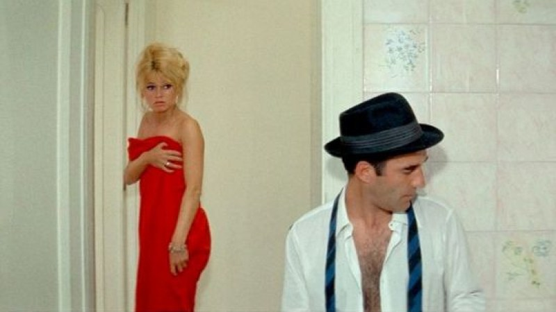 فيلم فرنسي رومانسي Contempt (1963) Le mépris للكبار فقط
