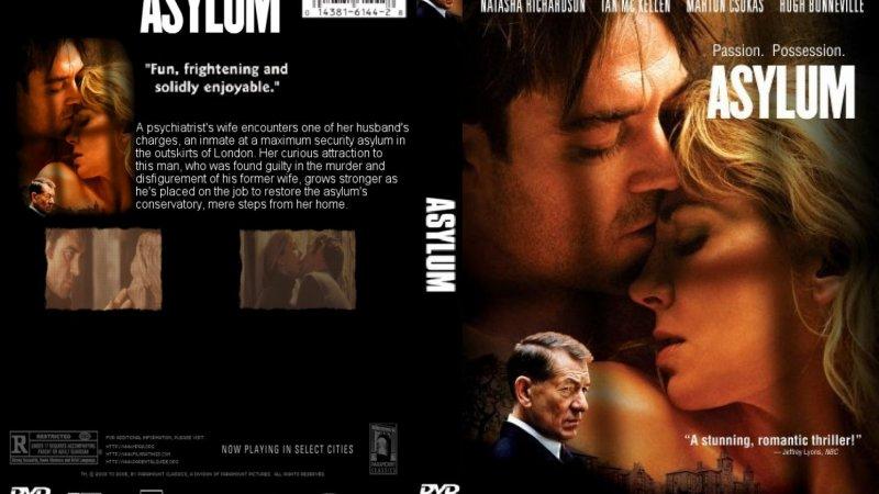فيلم رومنسي والدراما Asylum (2005) مترجم