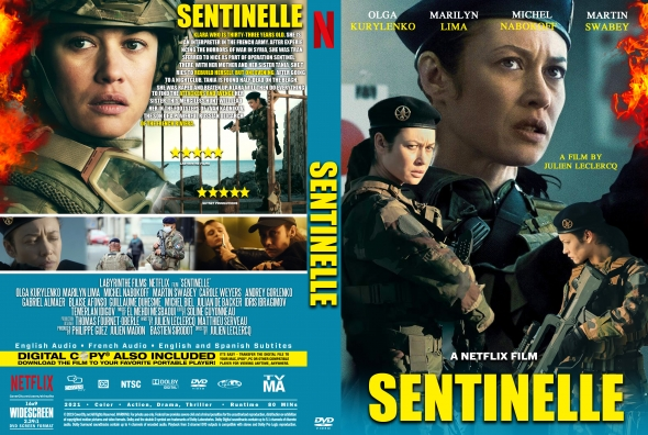 فيلم الاكشن فرنسي Sentinelle 2021 مترجم