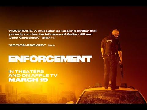 فيلم الاكشن Enforcement 2021 مترجم