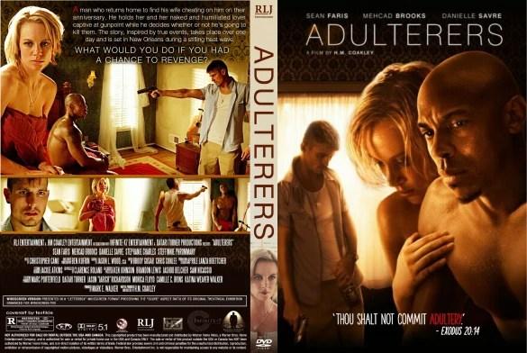 فيلم دراما والجريمة Adulterers 2015 مترجم للكبار