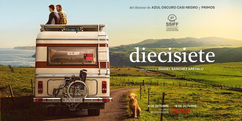 فيلم الاسباني Diecisiete مترجم للعربية
