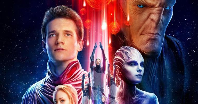 فيلم اكشن والخيال العلمي Cosmoball (2020) مترجم اون لاين