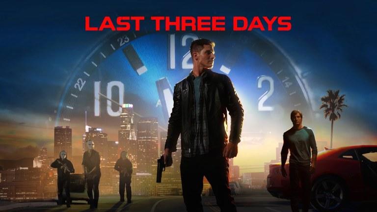 فيلم الاكشن Last Three Days (2020) مترجم