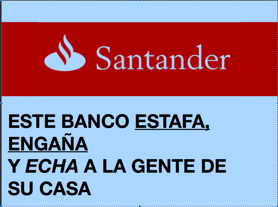 Lee más sobre el artículo EL FIN DE LA DOCTRINA BOTÍN – El Banco SANTANDER en el banquillo o #MarcaEspaña: Qué carajo estamos exportando -> El SANTANDER principal responsable de la quiebra de Puerto Rico