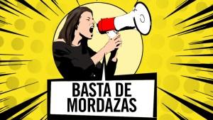 5 años de mordazas ¡Basta!: Por una nueva legislación que garantice los derechos humanos