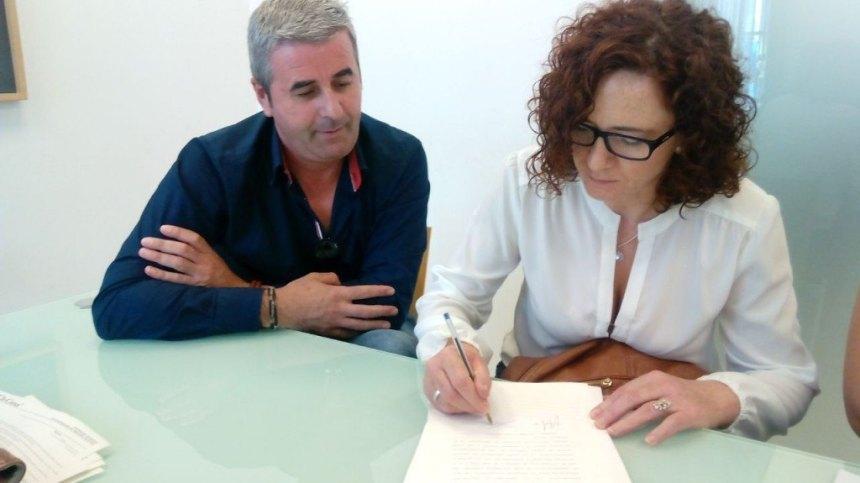 Reestructuracion Fernando y Lola - Stop Desahucios Granada 15m 1