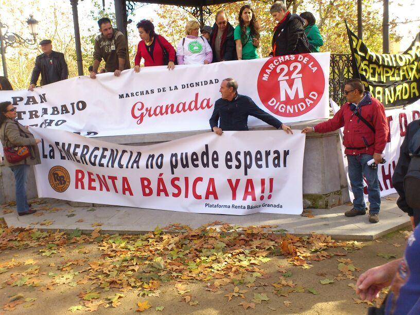 Semana Movilizaciones - Stop Desahucios Granada 15m12