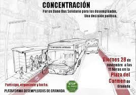 Semana Movilizaciones - Stop Desahucios Granada 15m 8