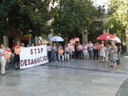 Stop Desahucios Granada 15-M denuncia a Endesa