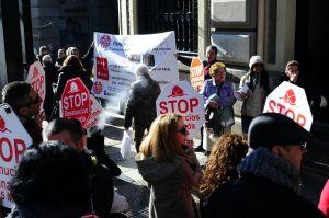 Stop Desahucios en le Santander VI