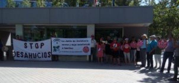 La Junta de Andalucía Desahucia