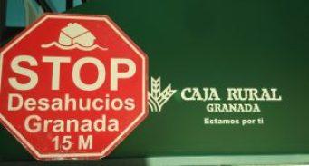 Caja Rural Granada, engaña y estafa. Están contra tí