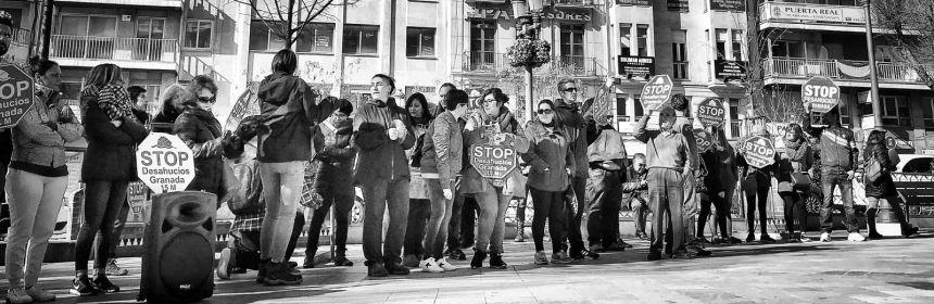 Banco Popular desahucia: Acude a pararlo