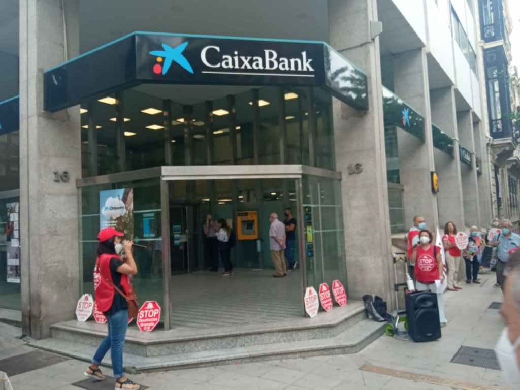 CaixaBank sigue sin negociar