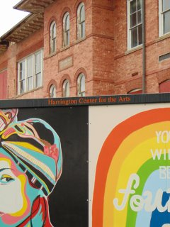 PARC - Harrington Center for the Arts