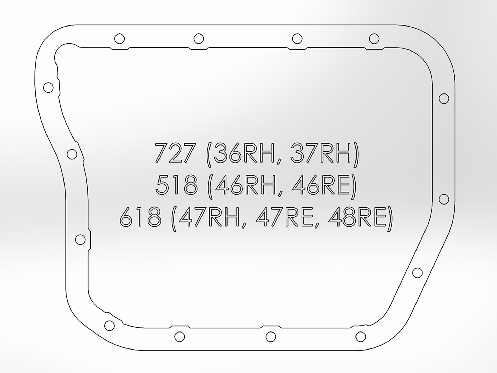 hight resolution of transmission pan machined fins afe power36rh transmission diagram 21