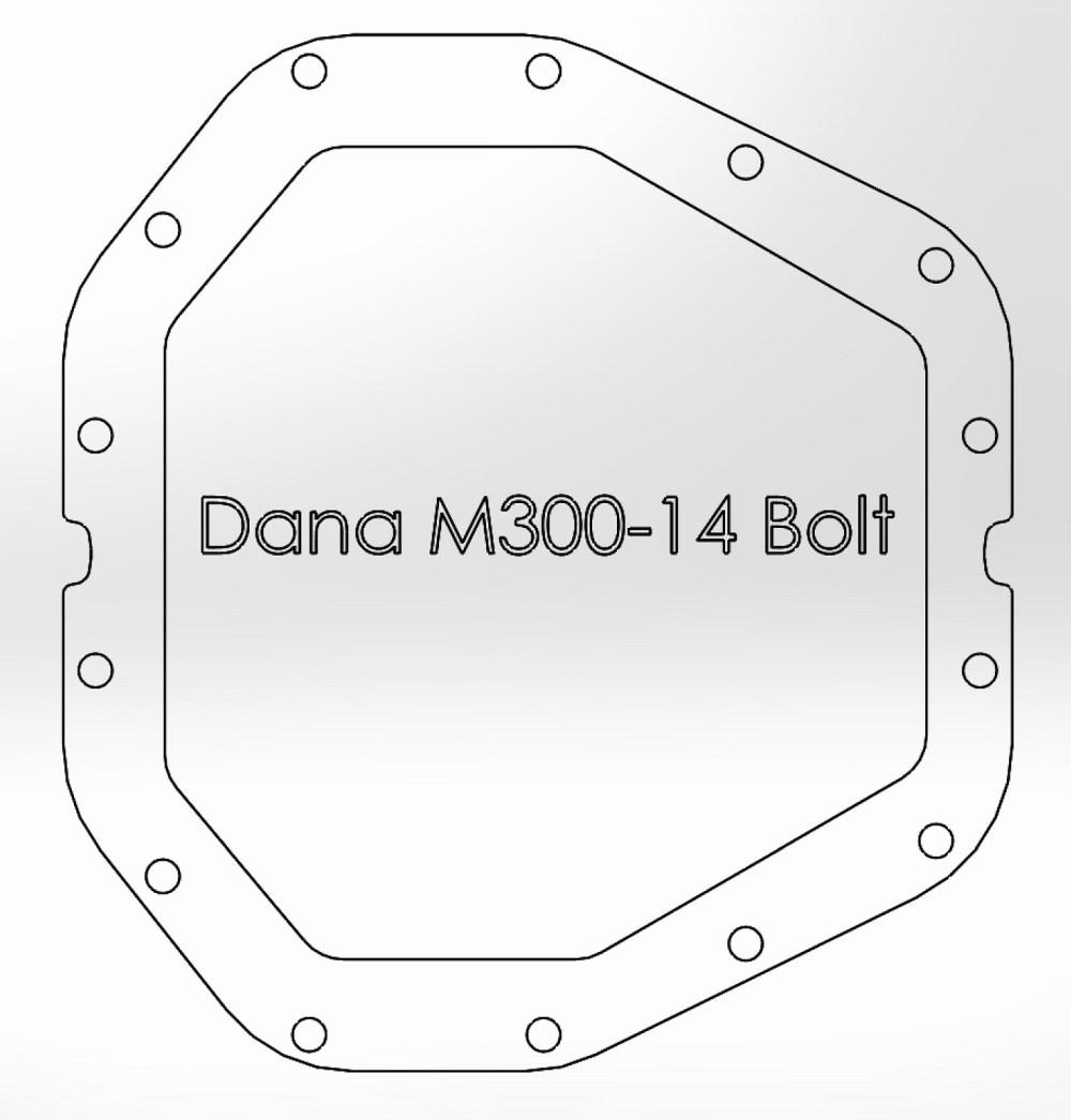 medium resolution of ford f 350 f 450 17 19 v8 6 7l td dana m300 14 dually
