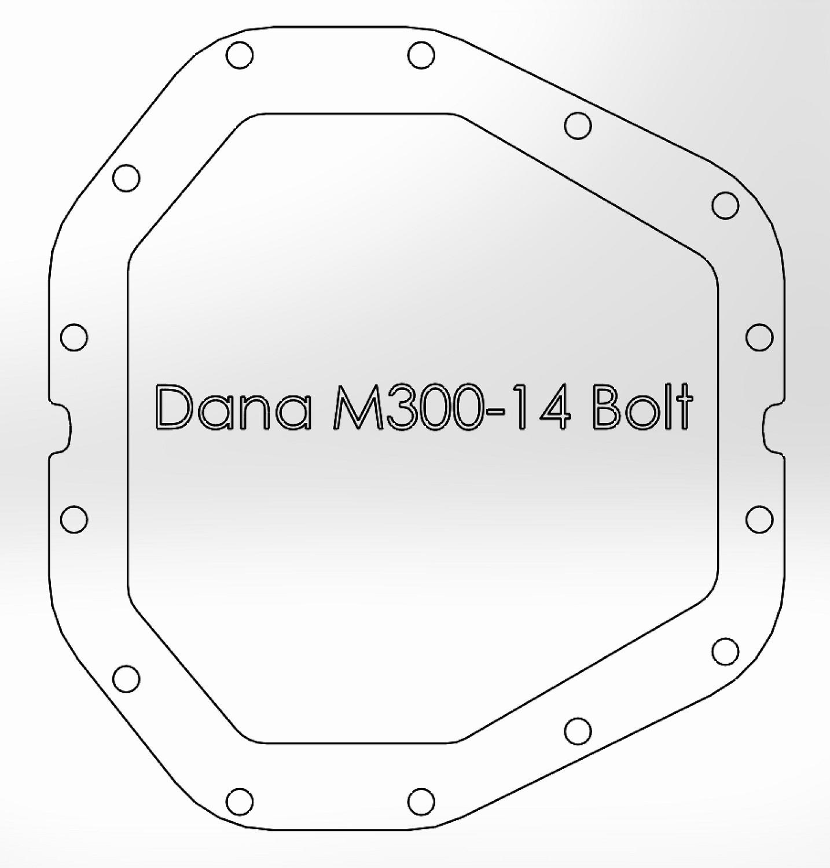 hight resolution of ford f 350 f 450 17 19 v8 6 7l td dana m300 14 dually