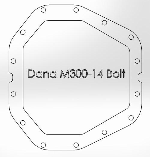 small resolution of ford f 350 f 450 17 19 v8 6 7l td dana m300 14 dually