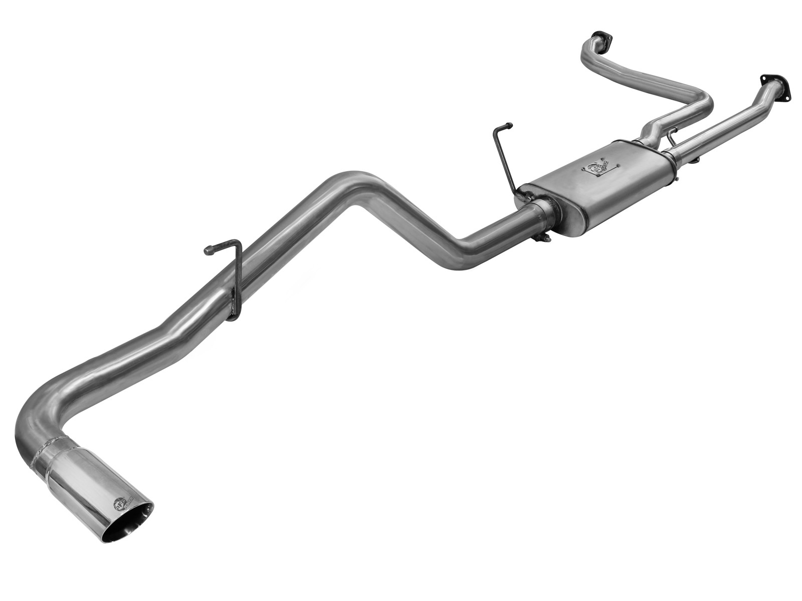 Mach Force Xp 2 1 2 To 3 409 Stainless Steel Cat Back
