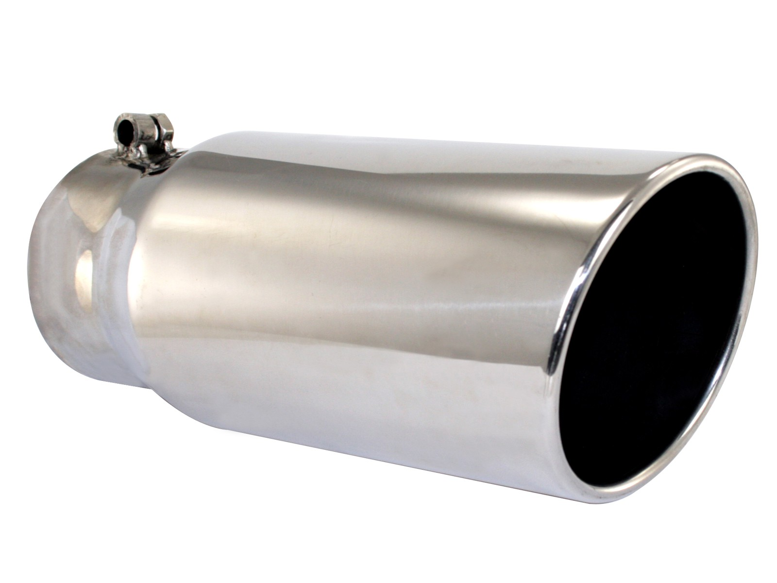 mach force xp 4 304 stainless steel exhaust tip