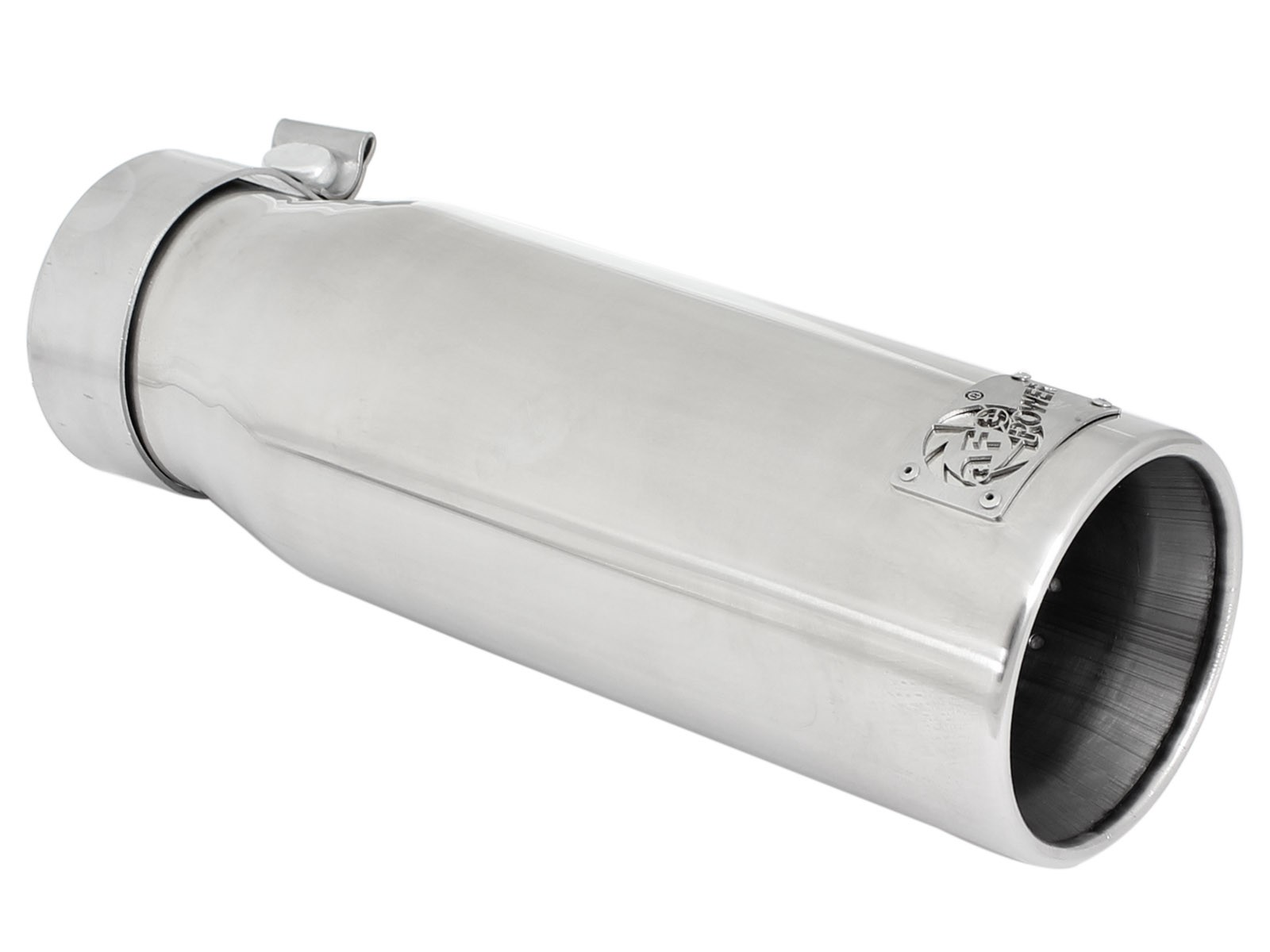 mach force xp 3 304 stainless steel exhaust tip
