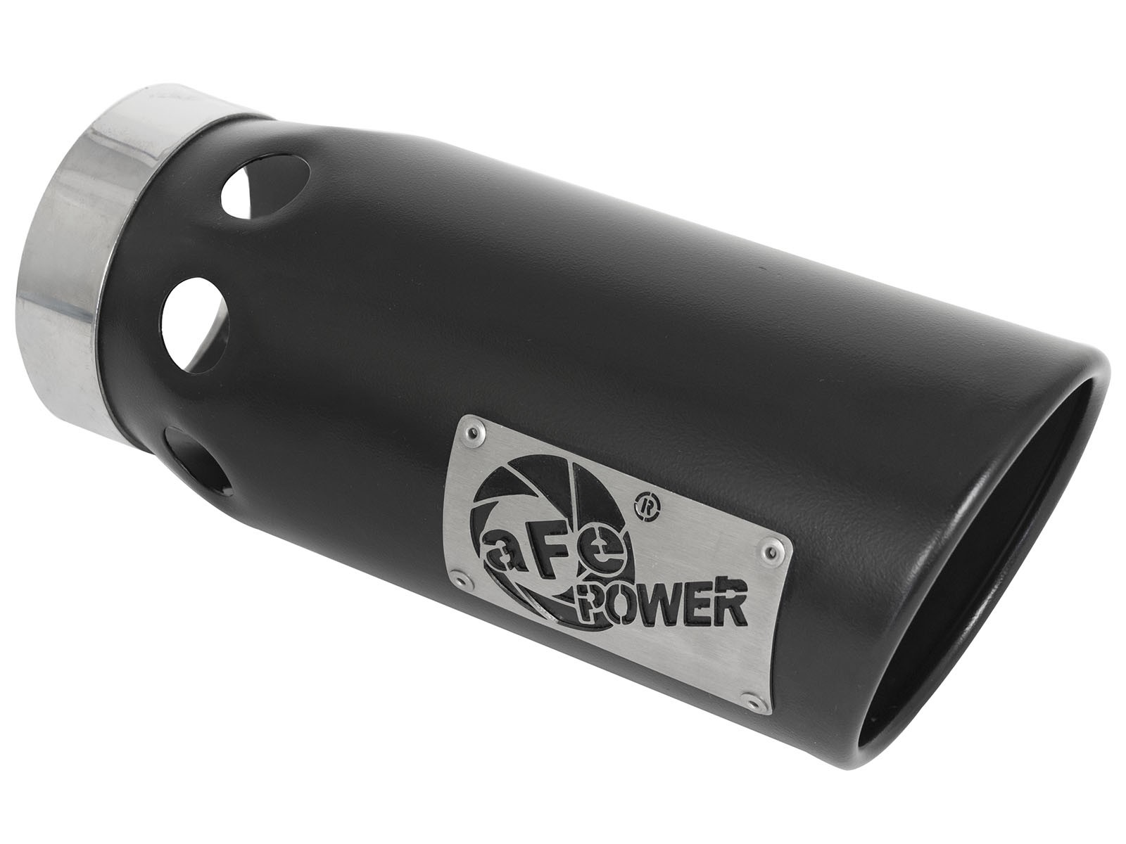 mach force xp 5 409 stainless steel intercooled exhaust tip