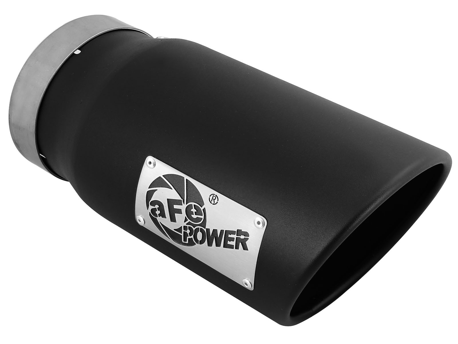 mach force xp 5 409 stainless steel exhaust tip