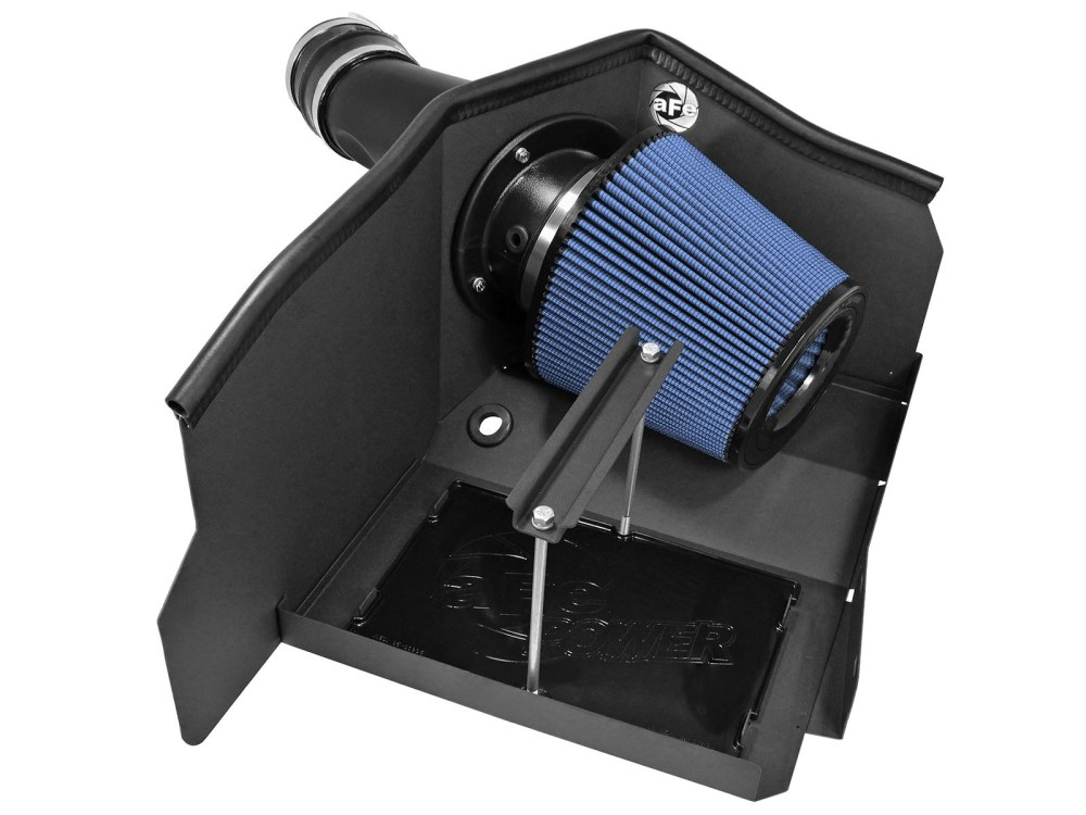 medium resolution of magnum force stage 2 cold air intake system w pro 5r filter media afe power
