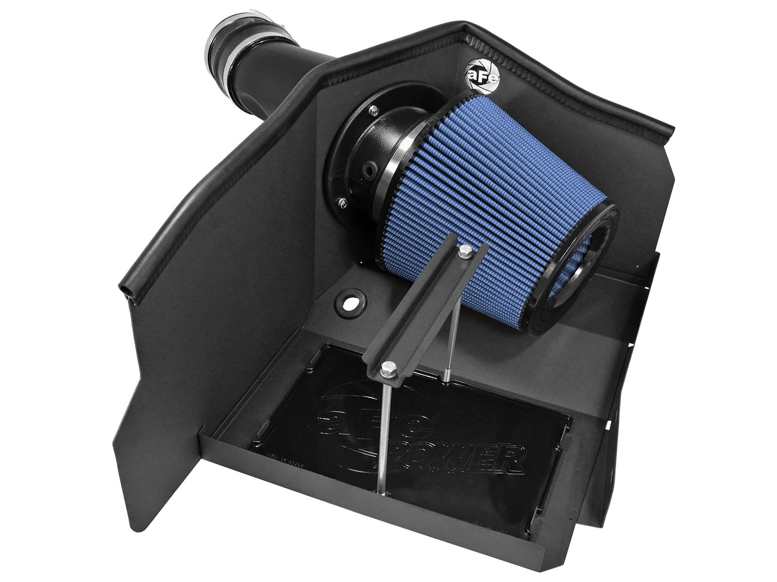 hight resolution of magnum force stage 2 cold air intake system w pro 5r filter media afe power