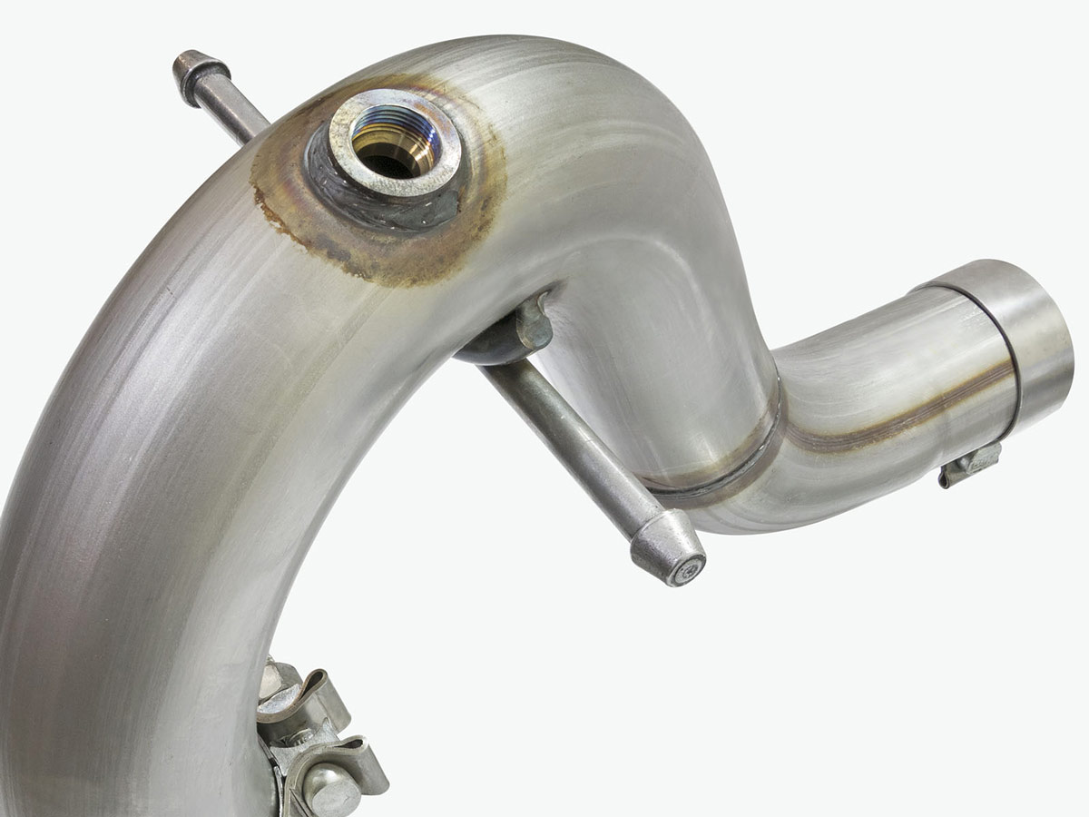 hight resolution of colorado canyon duramax rebel exhaust side exit