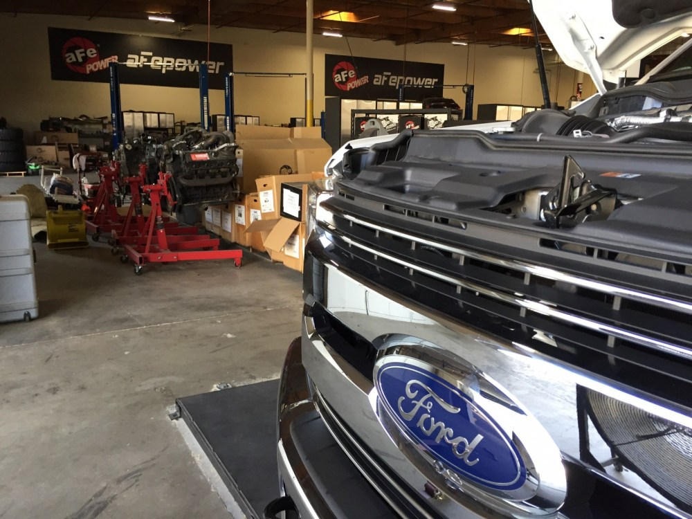 medium resolution of afe power is known for developing performance products on diesel trucks naturally given the opportunity to work on the new 2017 ford f 250 the engineers