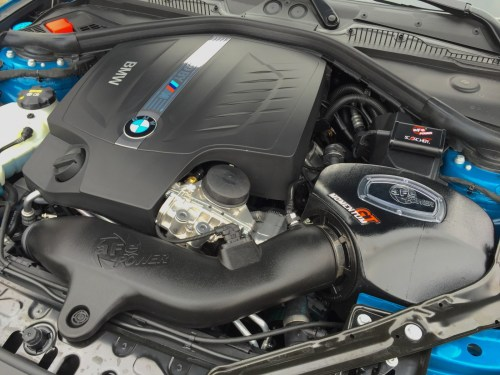 small resolution of bmw m2 prototype 3d printed momentum intake