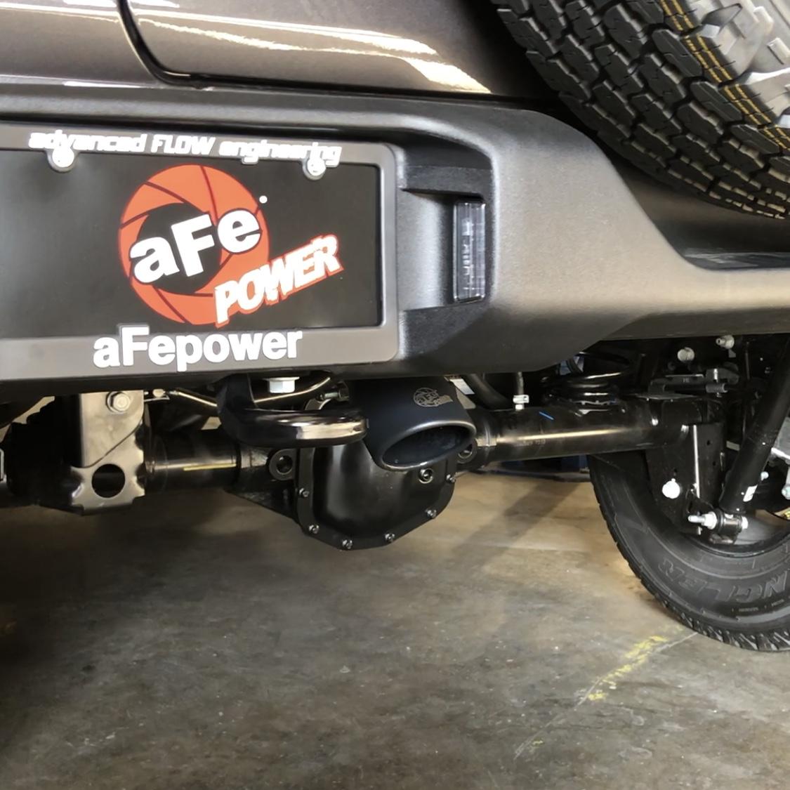 afe power 2018 jeep wrangler jl 3 6l