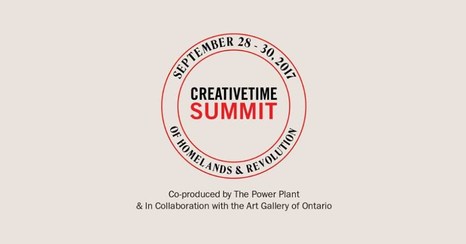 Creative Time Summit Promo Image