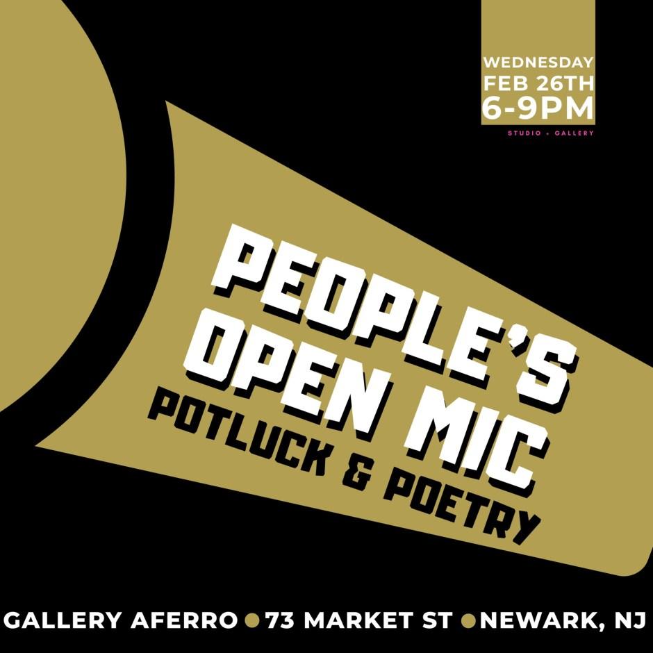 Peoples Open mic - Feb 2020