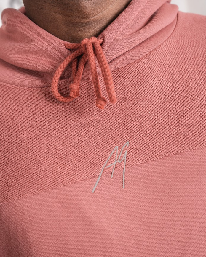 "Afew Goods Made by Culture Hoody ""Marsala"" - Preview"