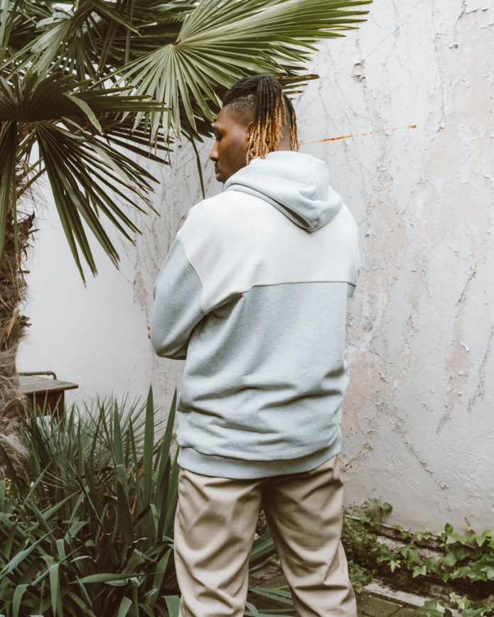 "Afew Goods Made by Culture Hoody ""Grey"""