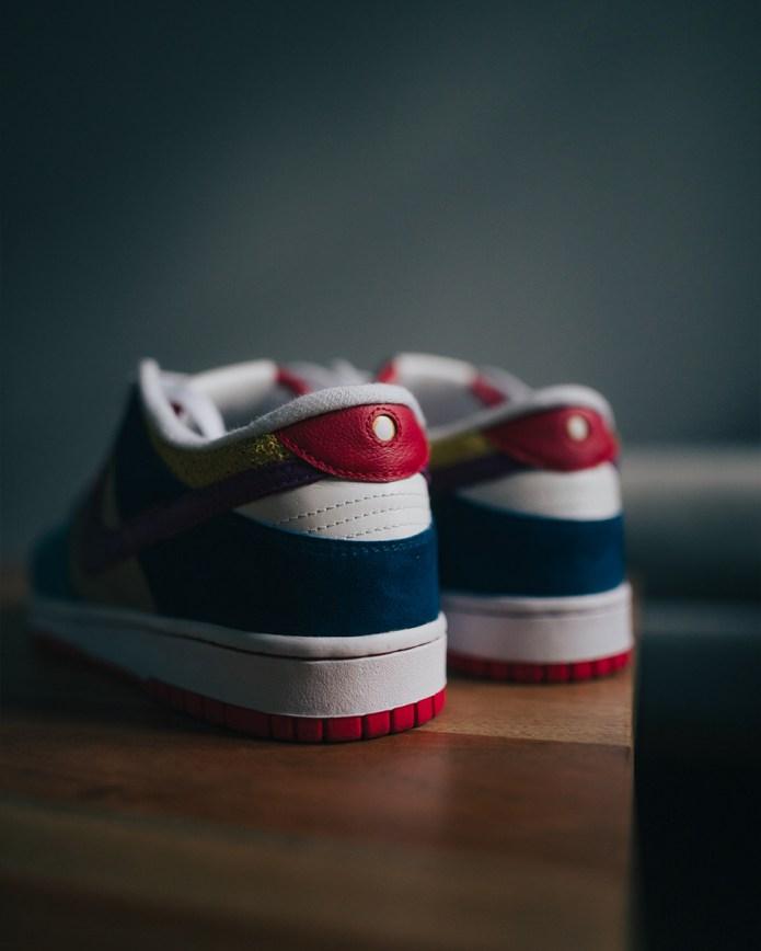 Nike Dunk Daruma Afew Goods Bespoke Sneaker