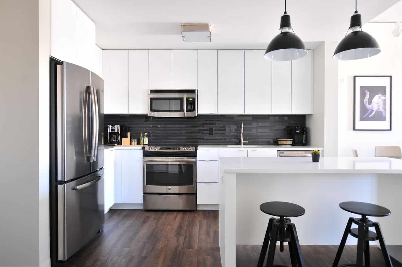 Great Ideas for Small Kitchens
