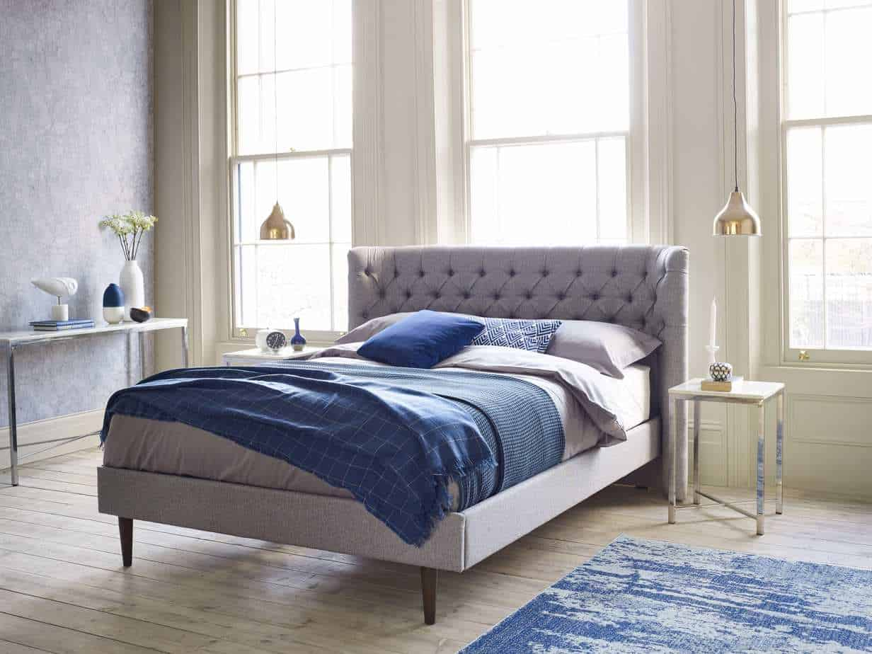 Bensons for Beds partners with Sir Terence Conran to launch exclusive bedframe