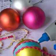Dremel Christmas Baubles Step 2