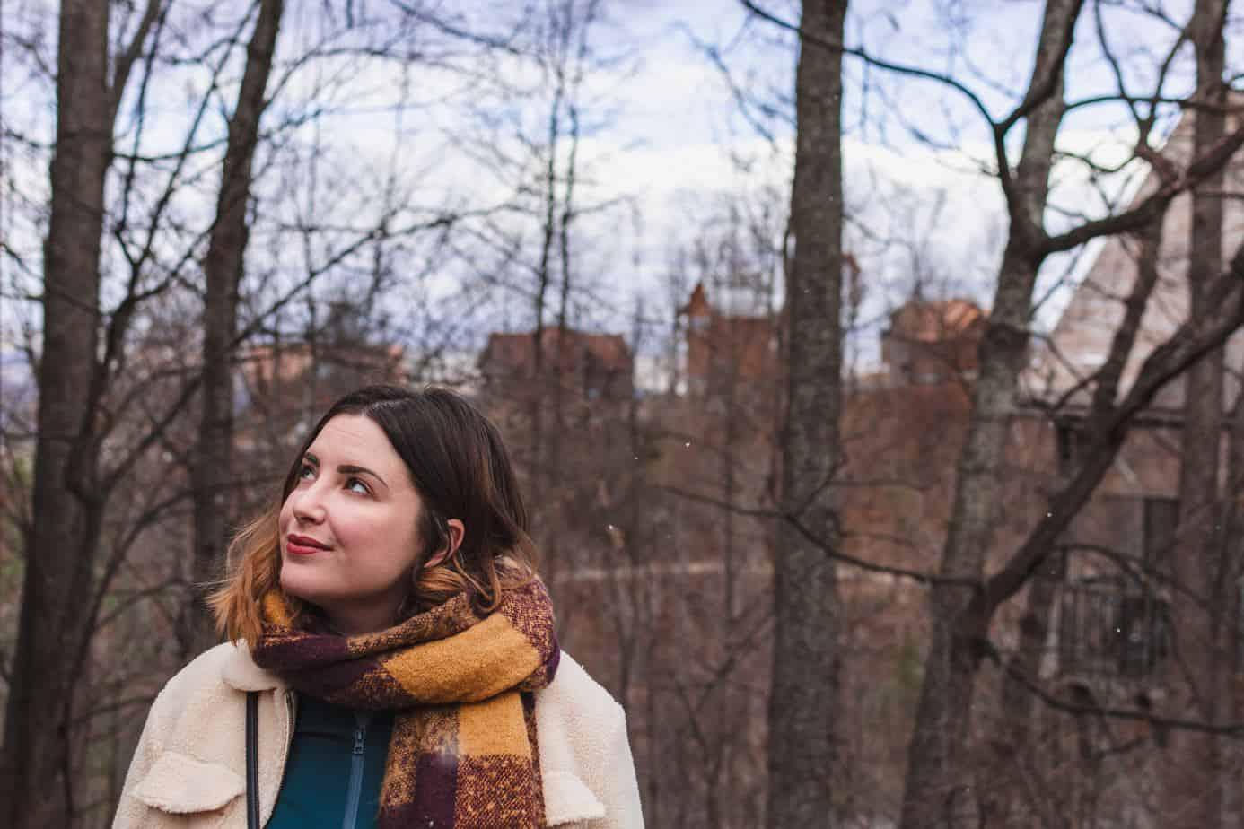 Women's winter wardrobe essentials - Scarves