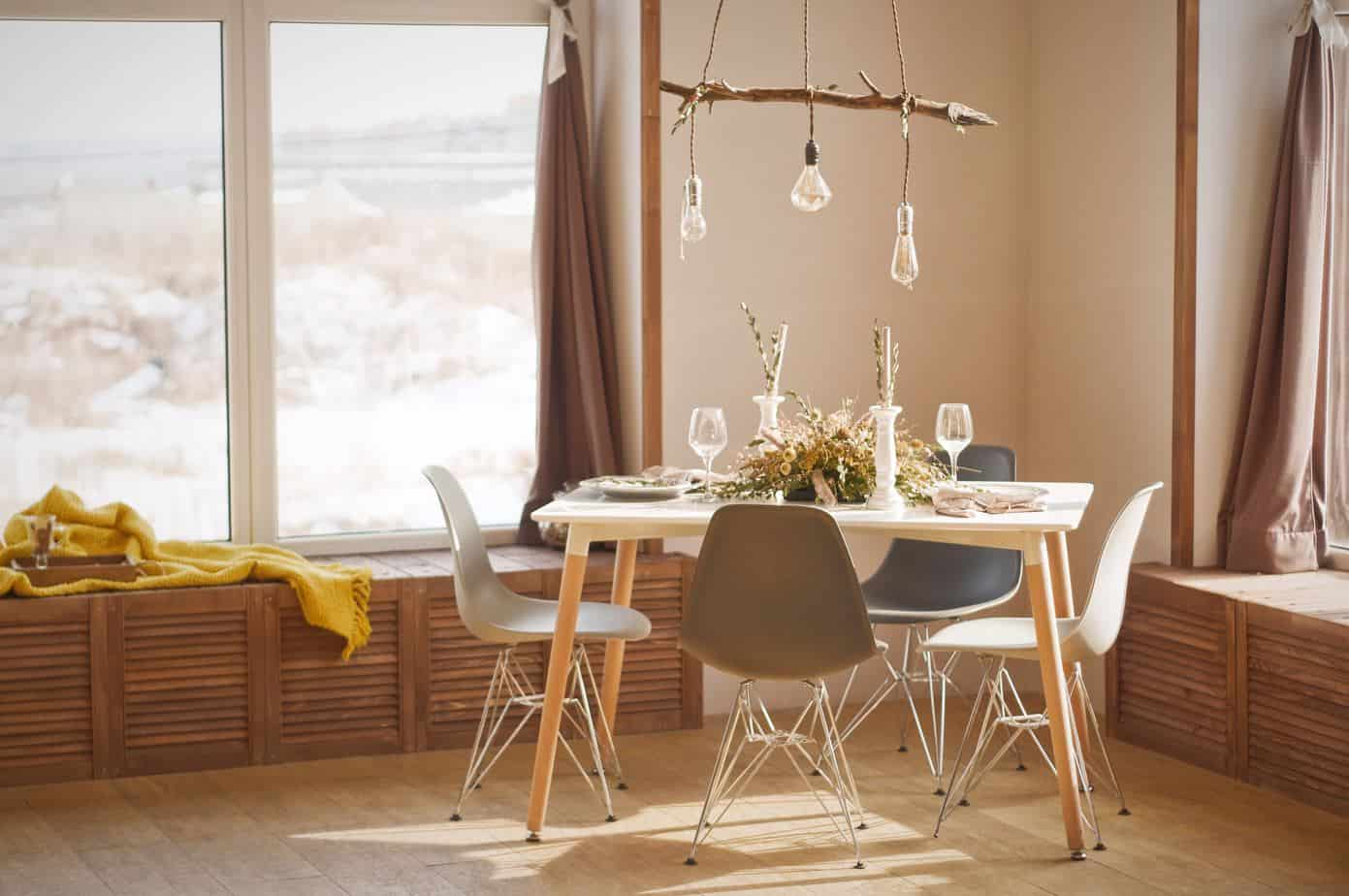 Top tips on decorating your dining room + #Giveaway